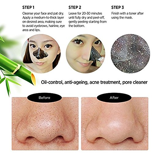 Top 10 best blackhead remover face mask get rid of blackheads for people who use computers for a long time they suffer from computer related effects this can lead to overproduction of excessive oil solutioingenieria Choice Image