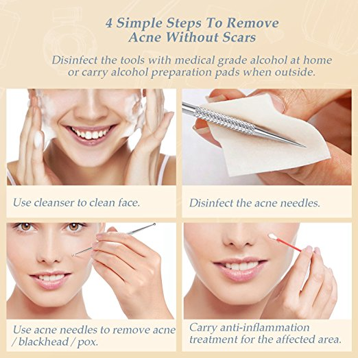 How To Remove Acne Without Products