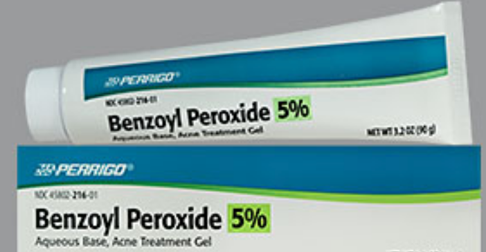 Natural Products Containing Benzoyl Peroxide
