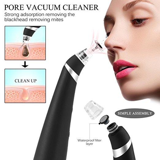 vacuum cleaner face