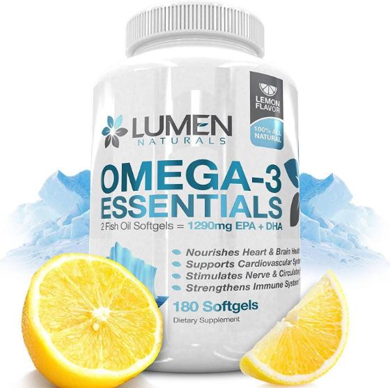 complete omega essentials natura