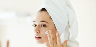 skin care products wisely